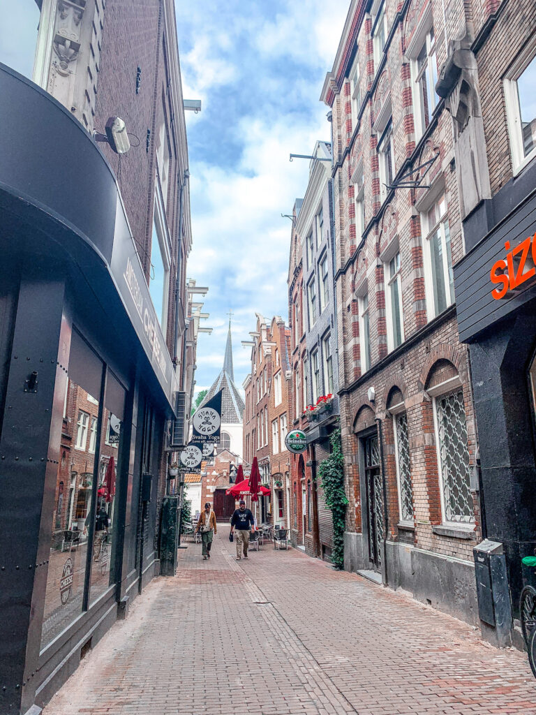 Visit Amsterdam | How to Spend 5 Hours in Amsterdam | DFDS Ferry | Travel Guide | Elle Blonde Luxury Lifestyle Destination Blog