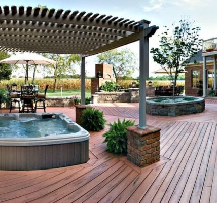 What Goes into Creating the Outdoor Area of Your Dreams? | Home Interiors | Elle Blonde Luxury Lifestyle Destination Blog