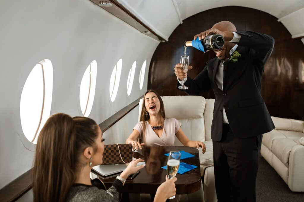 Ready for the Air, no need to Despair – Your Guide to Chartering a Private Jet   Travel Guide   Elle Blonde Luxury Lifestyle Destination Blog