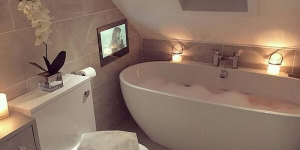 Dream Bathroom: What Are The 7 Key Ingredients? | Home Interiors | Elle Blonde Luxury Lifestyle Destination Blog