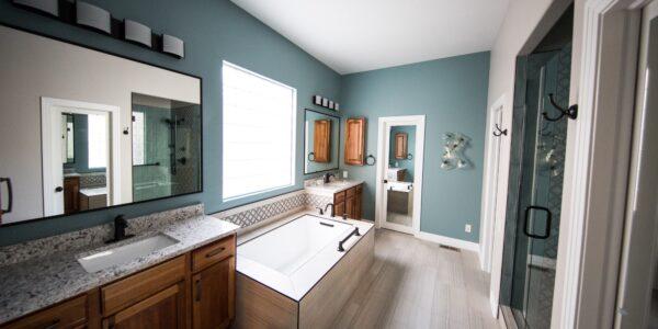 How to choose bathroom furnishings | Home Interiors | Elle Blonde Luxury Lifestyle Destination Blog
