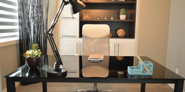 Building A Homely Home Office | Home Interiors | Elle Blonde Luxury Lifestyle Destination Blog