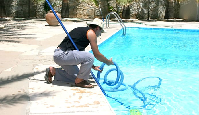 Which Automatic Pool Cleaner is Right for You?   Home & Garden   Elle Blonde Luxury Lifestyle Destination Blog