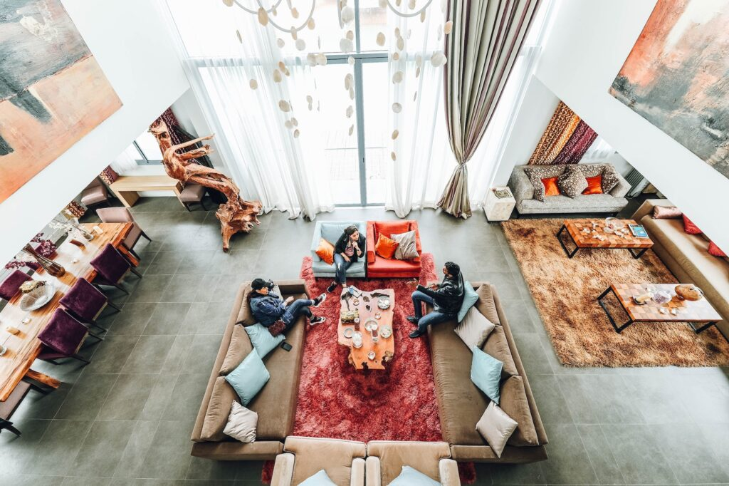 The Impact and Utilization of Rugs in the House 1