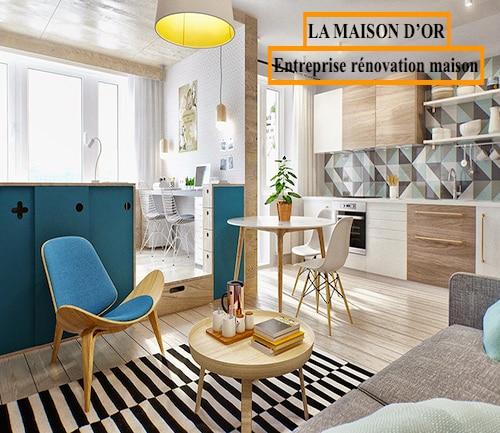 Entreprise rénovation maison à Paris 7ème arrondissement