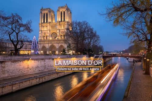 Refaire sa salle de bain à Paris 4ème arrondissement