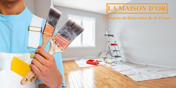 Entreprise de Rénovation Ile de France