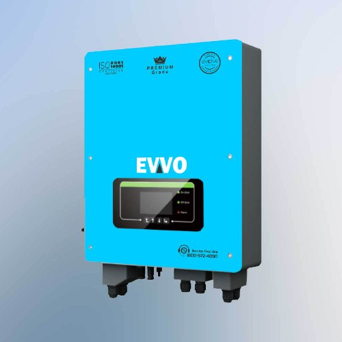 EVVO INVERTER REMOTE MONITORING
