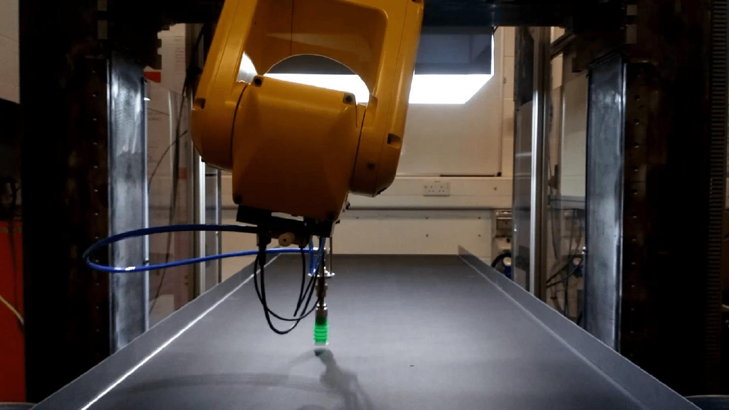 recycling robotics