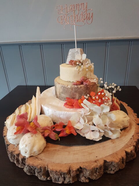 Celebration Cakes of Cheese