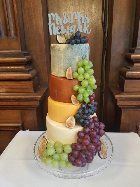 Celebration Cakes of Cheese