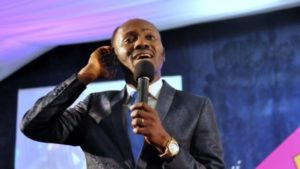 Apostle Suleman predicted in Onitsha the Nigerian election to be delayed