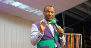 Pastor Sunday Adelaja reveals Buhari as the candidate to win the Nigerian election