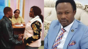 Photos! Pastor Yemisi Iginla allegedly married new lover in America