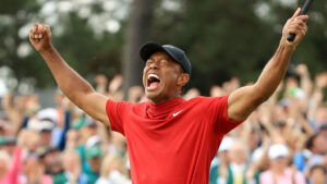 Tiger Woods wins fifth Masters