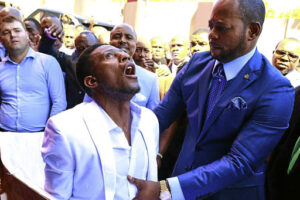 Days after Moyo finally dies, two people arrested over his resurrection fiasco