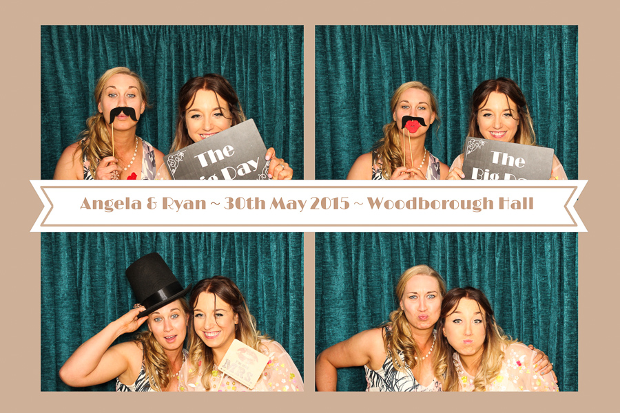 photo booth nottinghamshire