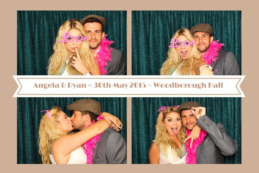 wedding photo booth hire nottinghamshire