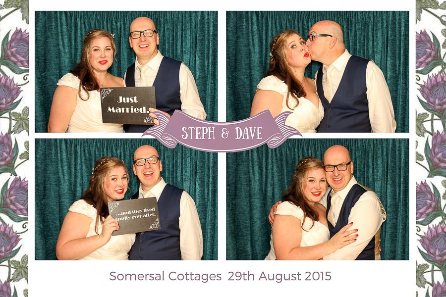 somersal cottages wedding