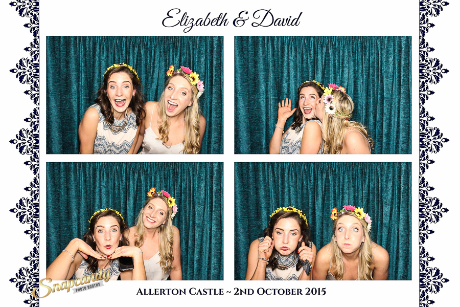 silly photo booth pictures