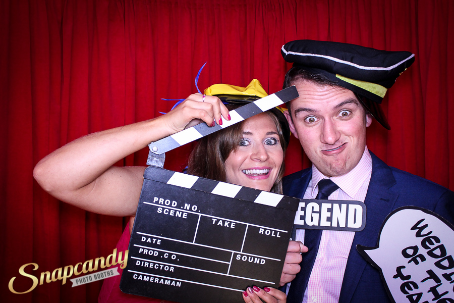 old vicarage boutique hotel photo booth