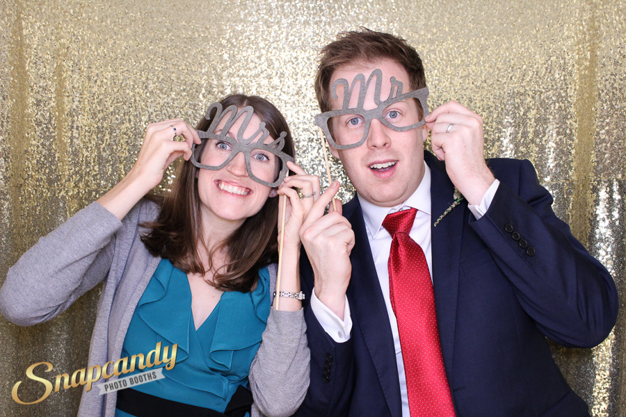 mr and mrs photo booth