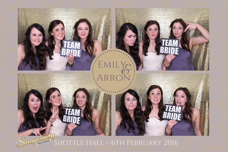 shottle hall wedding photo booth
