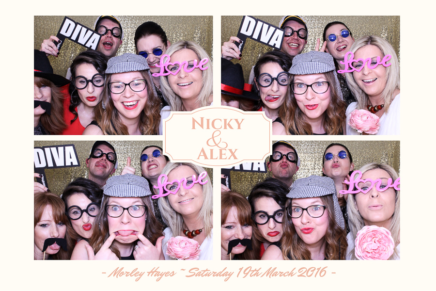 morley hayes wedding