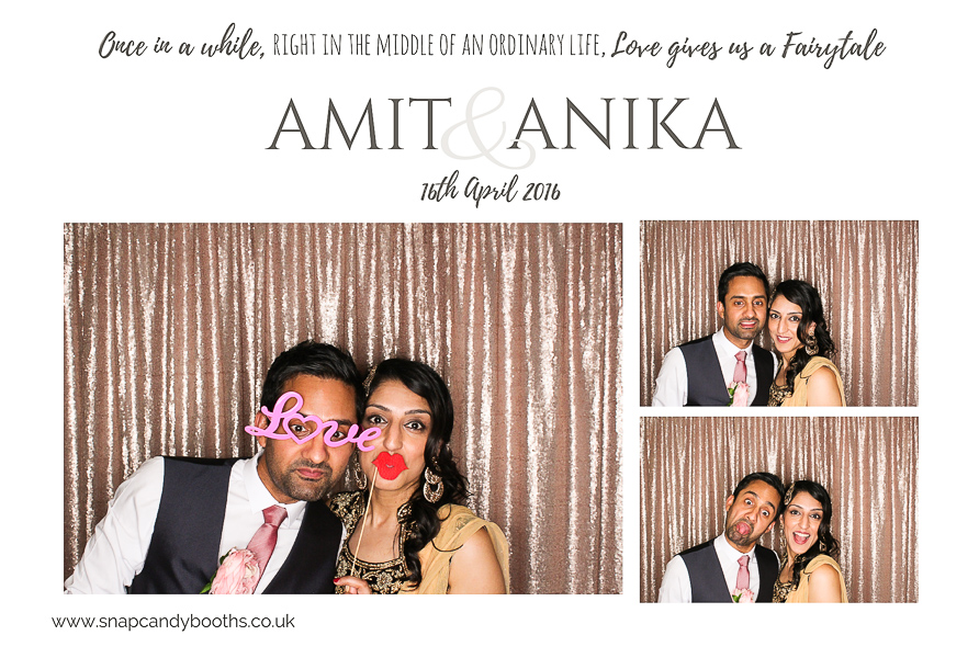 asian wedding photo booth
