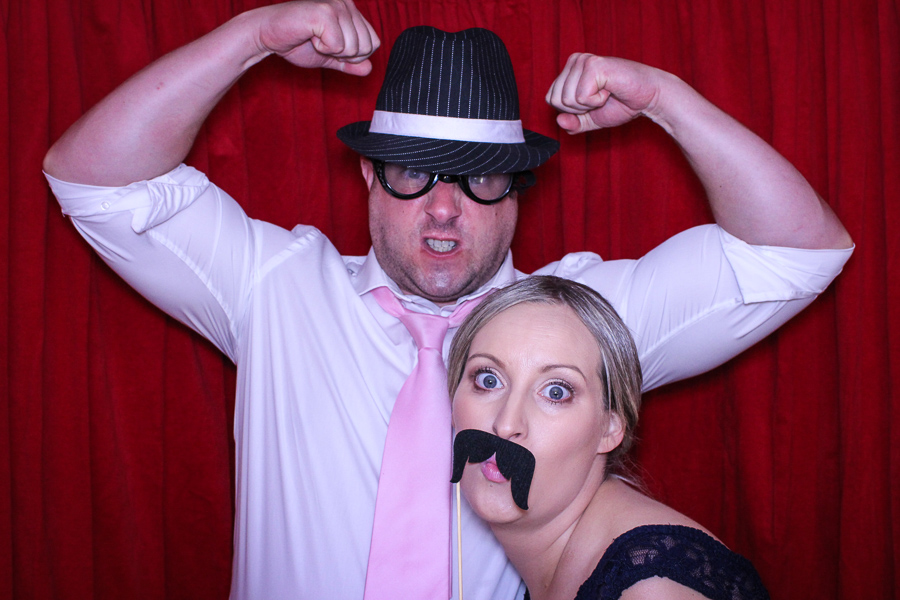 Nottinghamshire photo booth