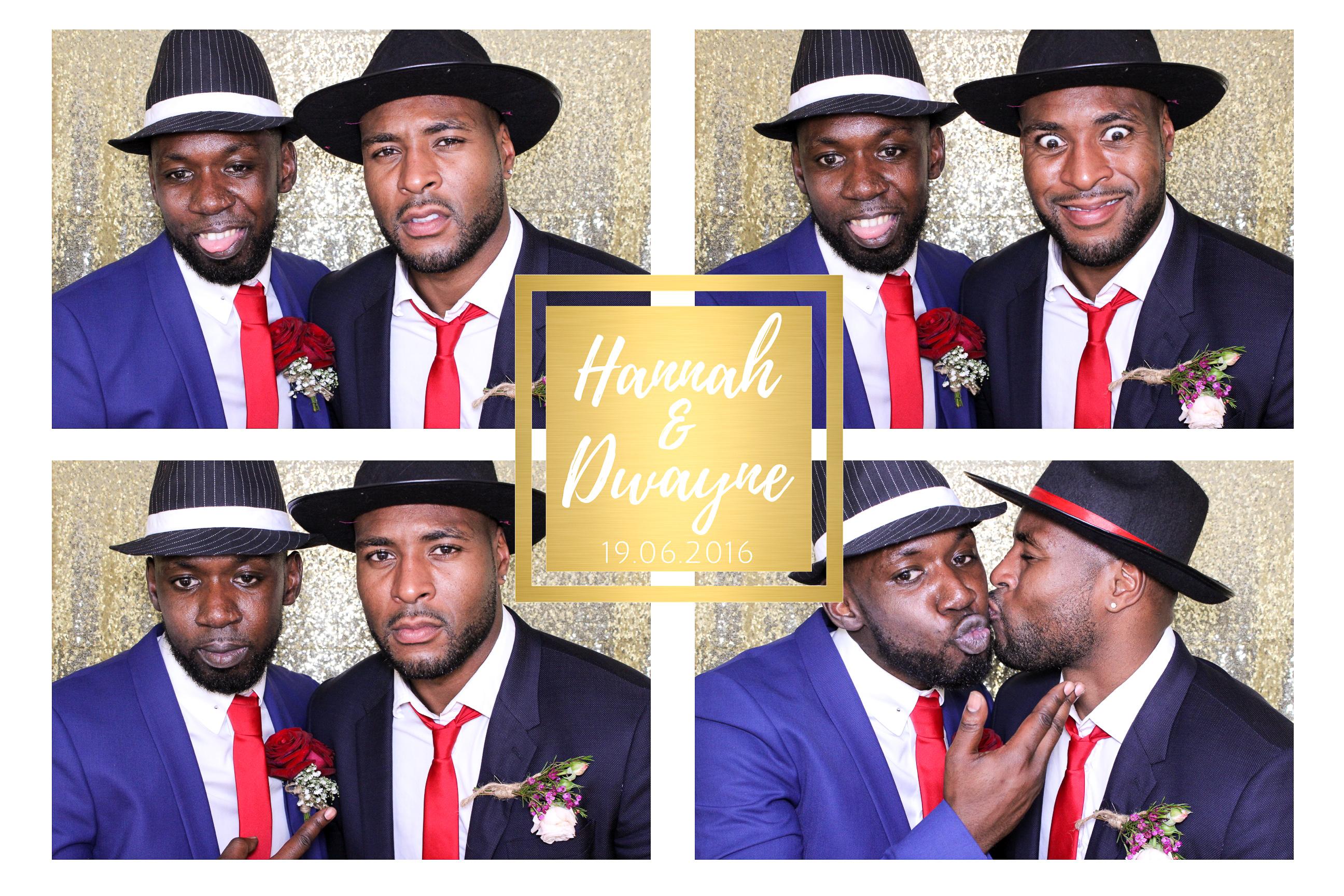 best man wes morgan and groom
