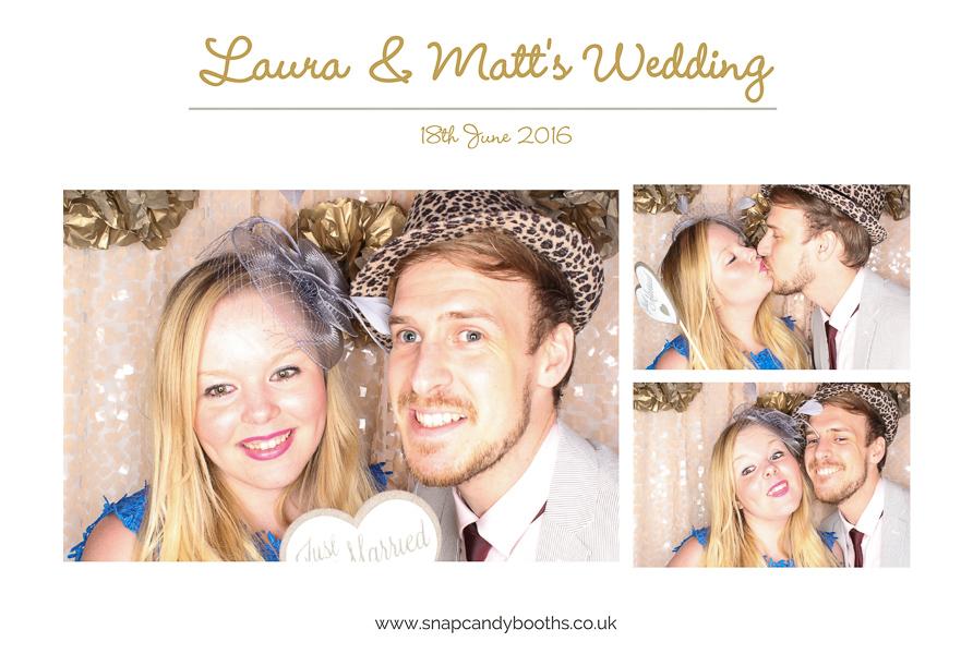 nottinghamshire wedding photo booth