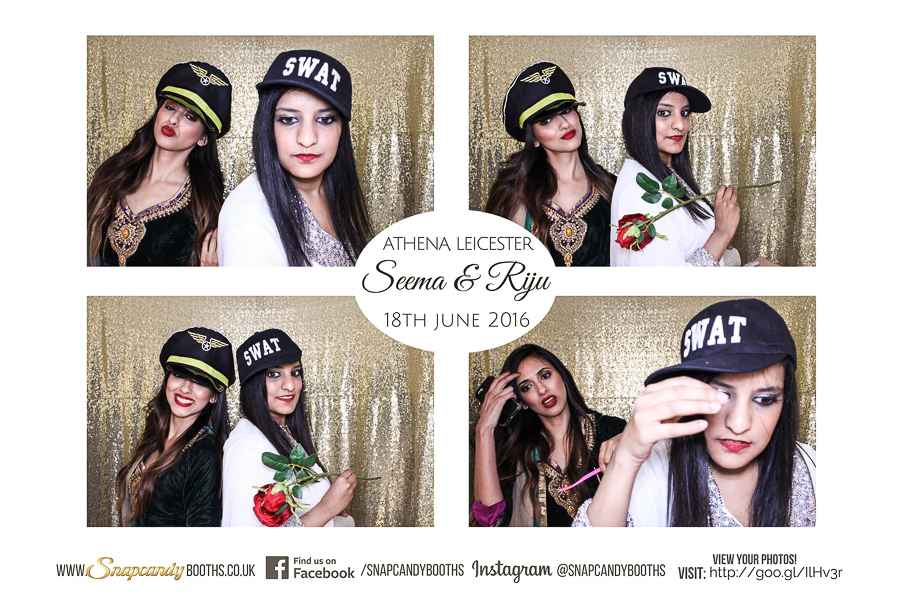 leicester wedding photo booth