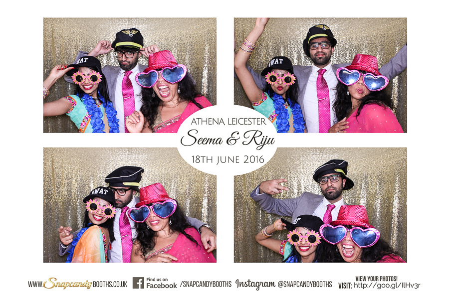 leicestershire photo booth hire