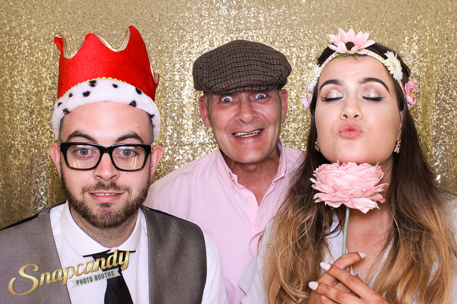 wedding photo booth derbyshire