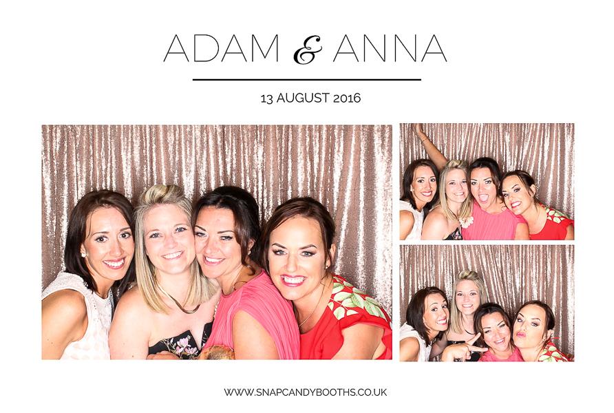 derbyshire wedding photo booth