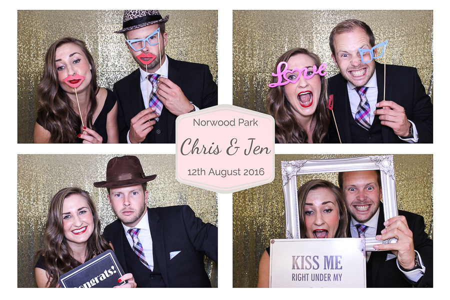 norwood park photo booth