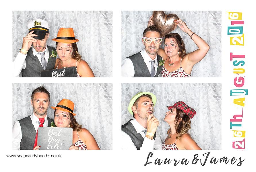 wedding photo booth kedleston hall