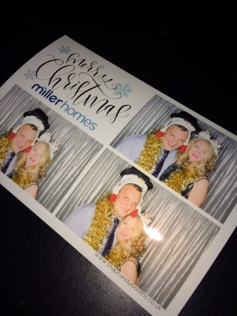 branded photo booth prints