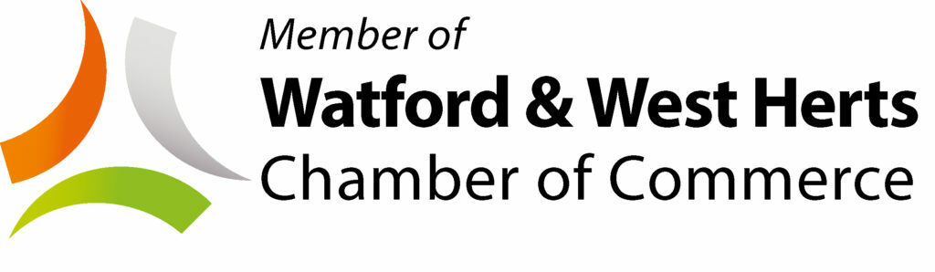 Member of Watford & West Herts Chamber of Commerce