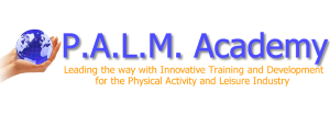 Physical Activity and Leisure Management Academy Logo