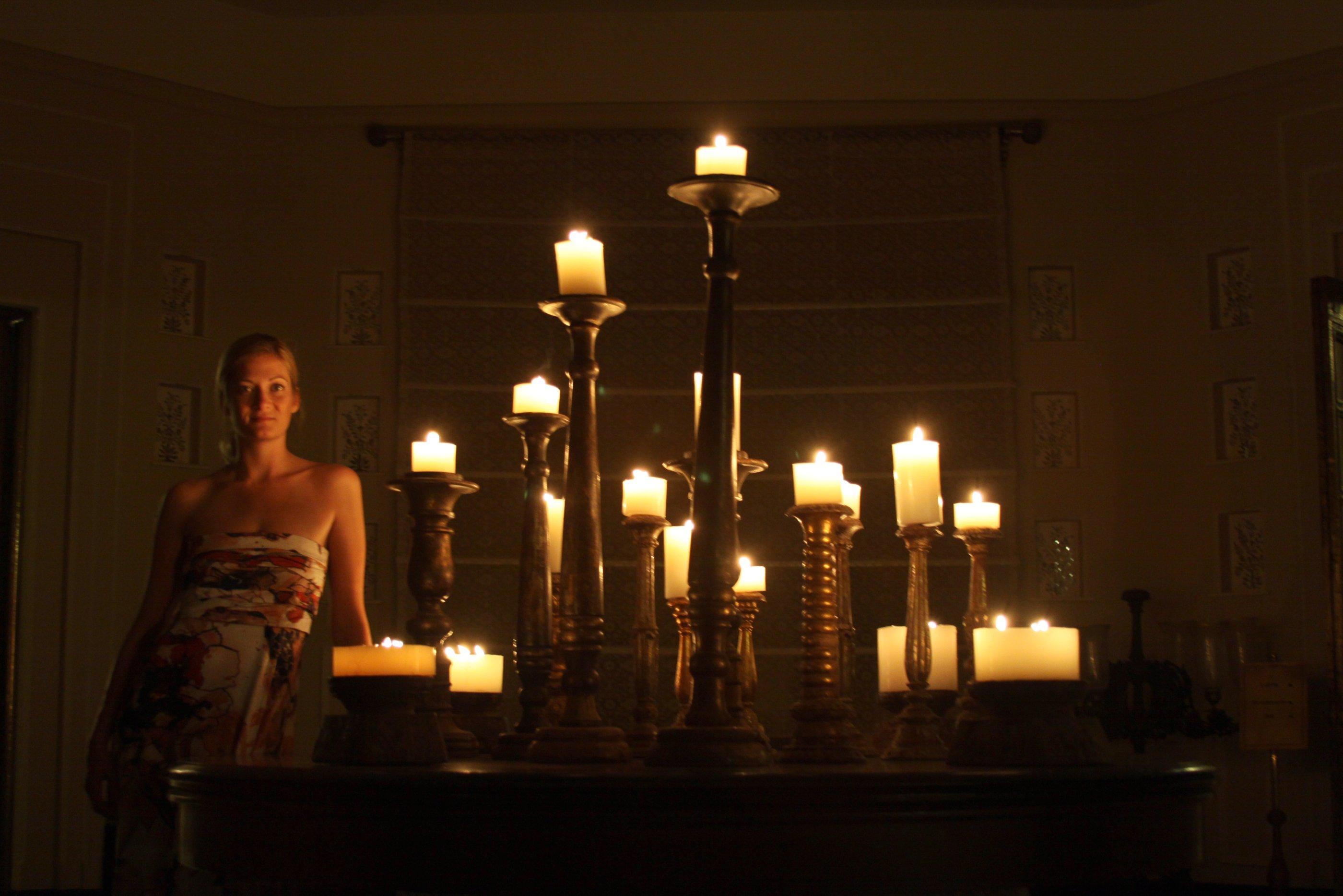 Oberoi Candles