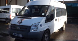 Ford Transit 125 T350 11 Seater Accessible Minibus
