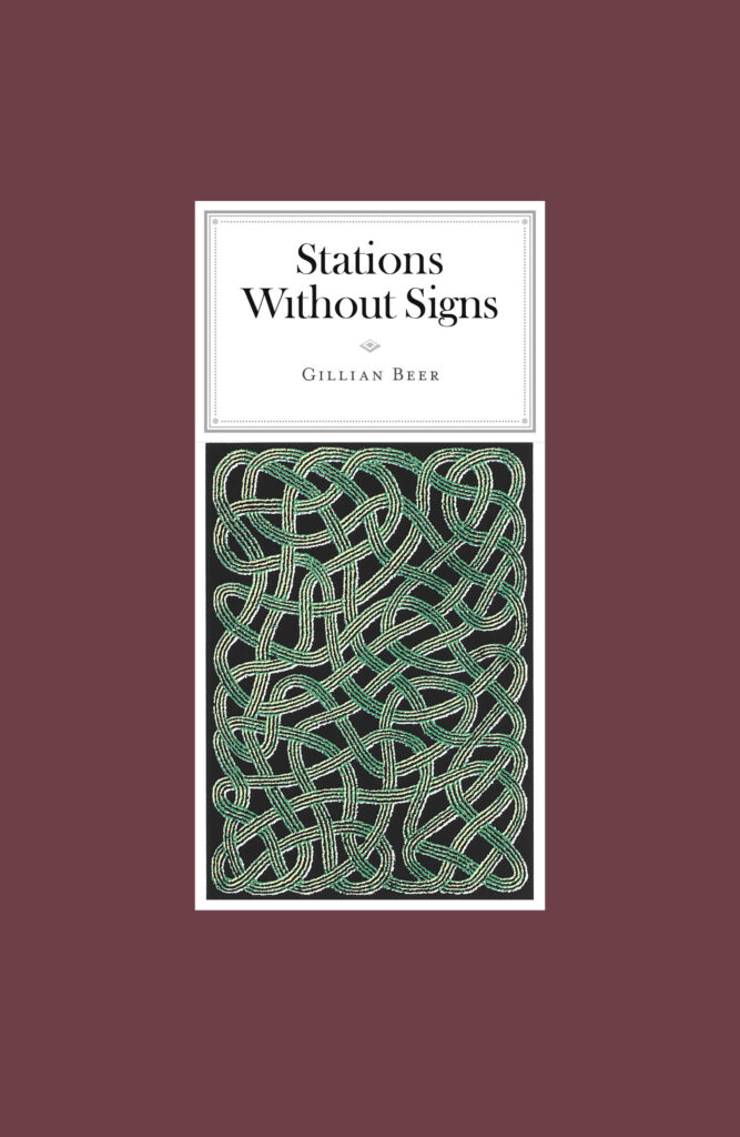 Stations Without Signs book cover by Gillian Beer
