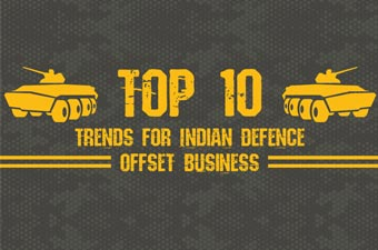 INFOGRAPHIC: Top 10 Trends for Indian Defence Offset Business
