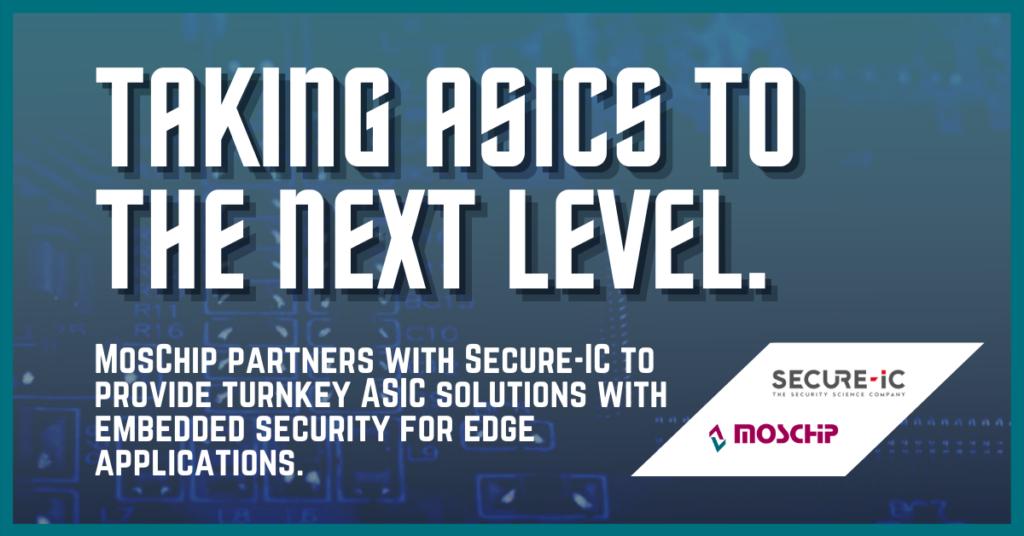 MosChip Secure-IC Partnership Blog post