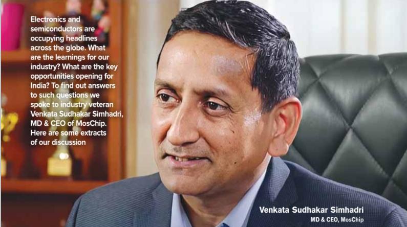 Venkata Simhadri for EFYGroup - electronicsforu