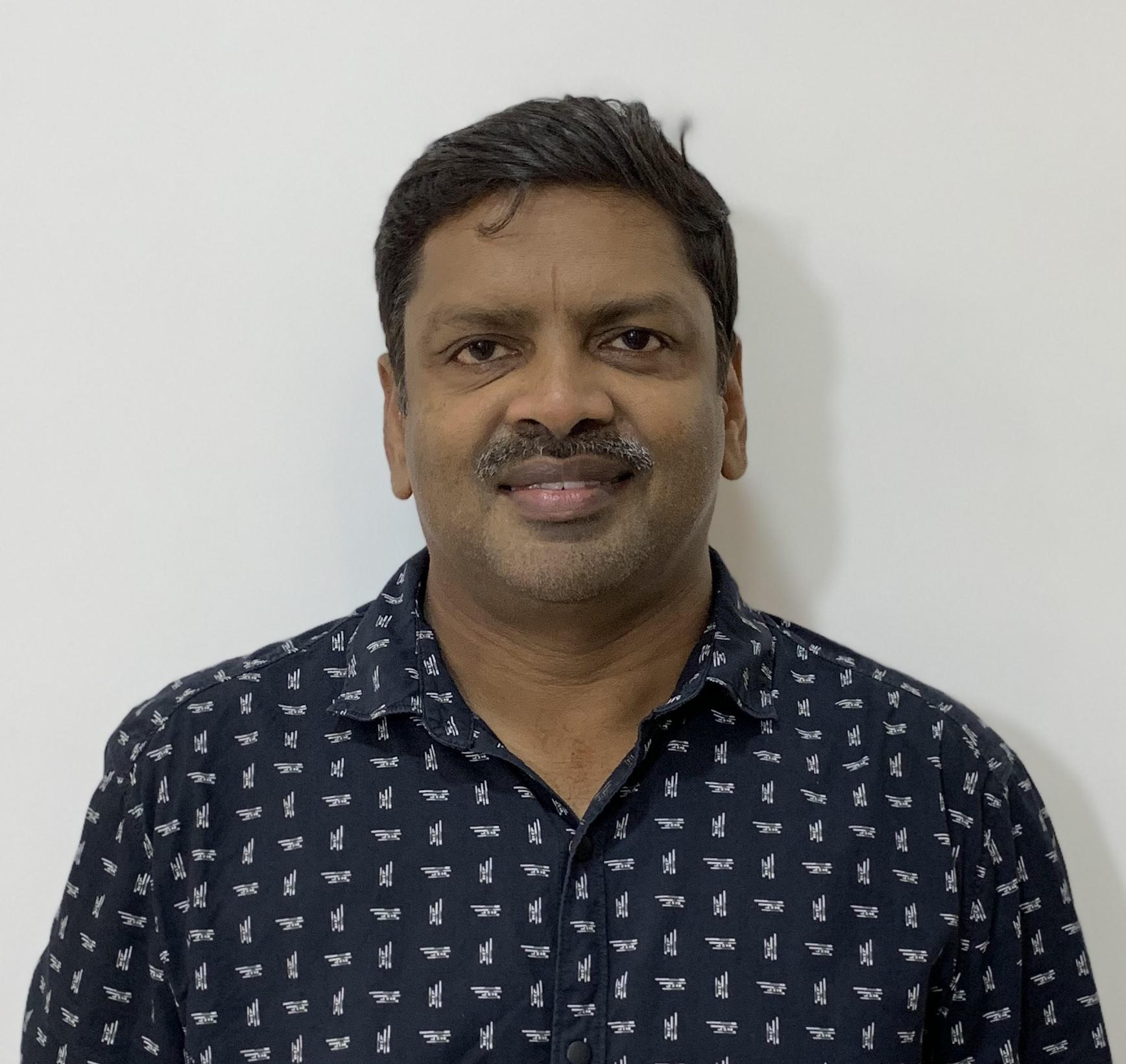 AJN Rao - VP - Moschip