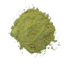 raw pigments