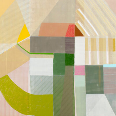 Careful Foresters, New Paintings by Ky Anderson at Kathryn Markel Fine Arts